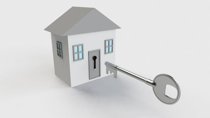 賃貸住宅と鍵