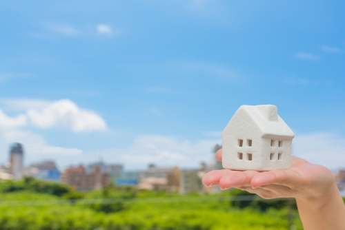 退去する住宅のイメージ