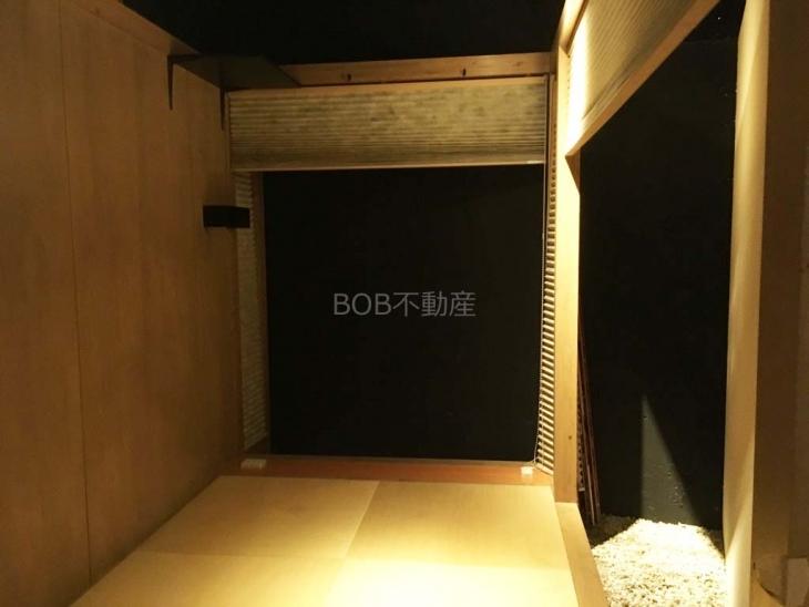 和室をモチーフとされた畳敷きの個室画像1