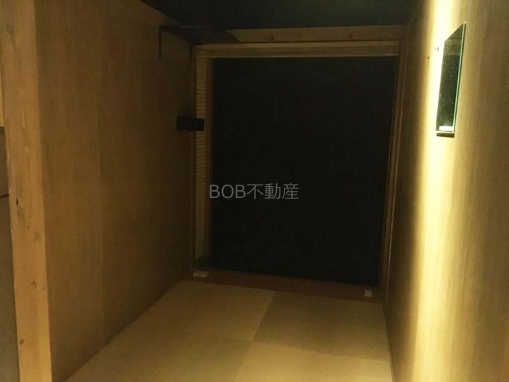 和室をモチーフとされた畳敷きの個室画像2