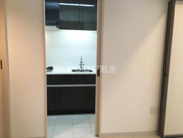 キッチンスペースの画像