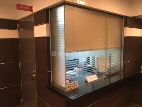 一般的な管理人室の画像